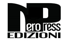 NP logo nero su sfondo bianco