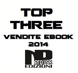 La classifica degli ebook più venduti nel 2014