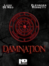 DAMNATION cover stampa