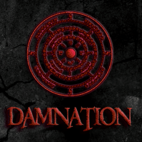 In prevendita Damnation: il libro