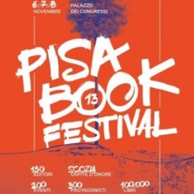 6-8 Novembre: Nero Press al Pisa Bookfestival