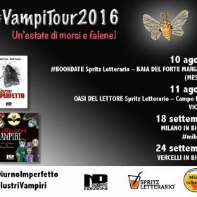 #VampiTour2016 un'estate di morsi e falene