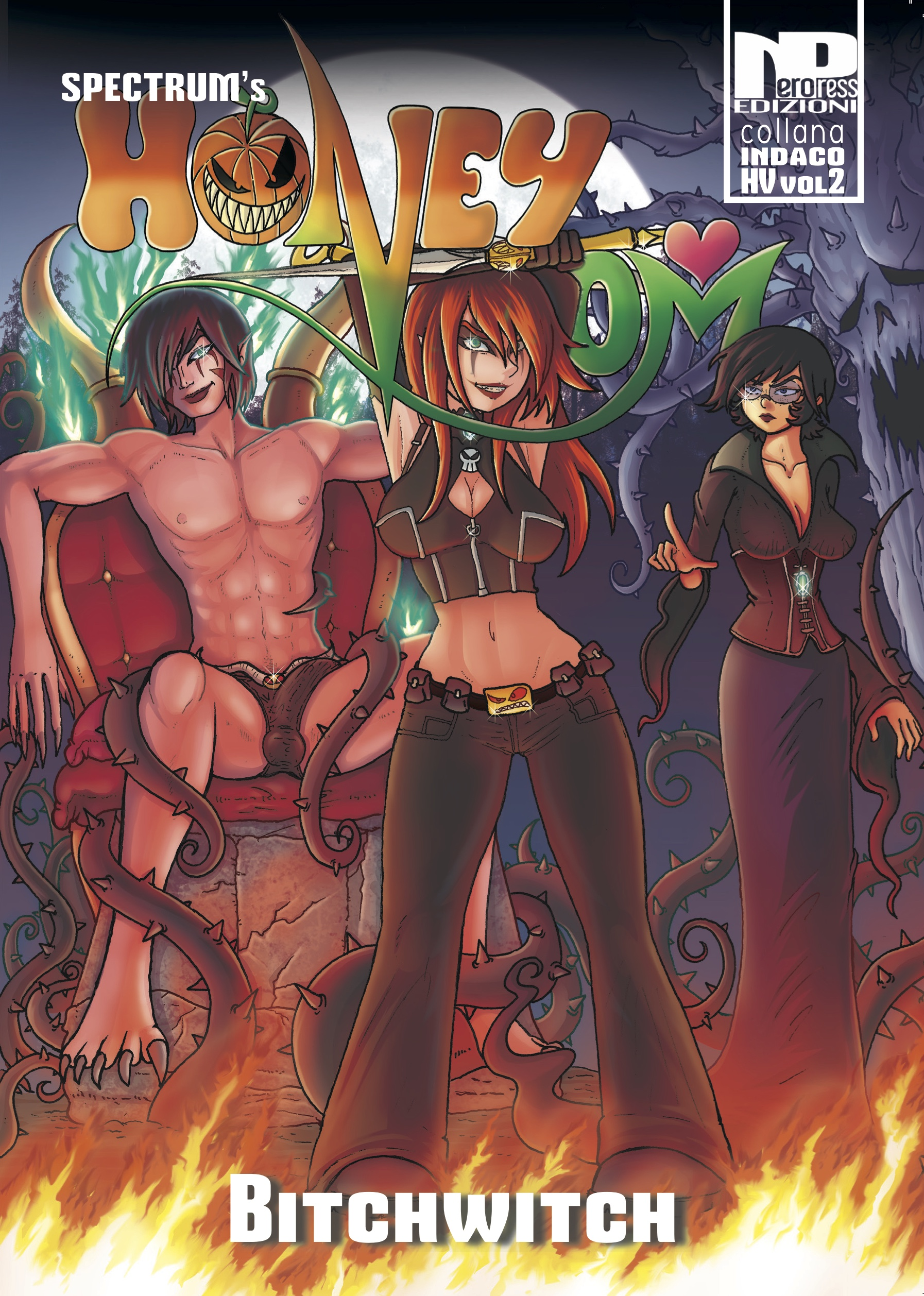 Honey Venom (vol. 2) – Bitchwitch
