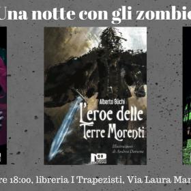 Sabato 17: Una notte con gli zombie