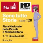Nero Press a Più Libri Più Liberi – Stand T28