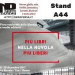 6 – 10: Nero Press a Più Libri Più Liberi